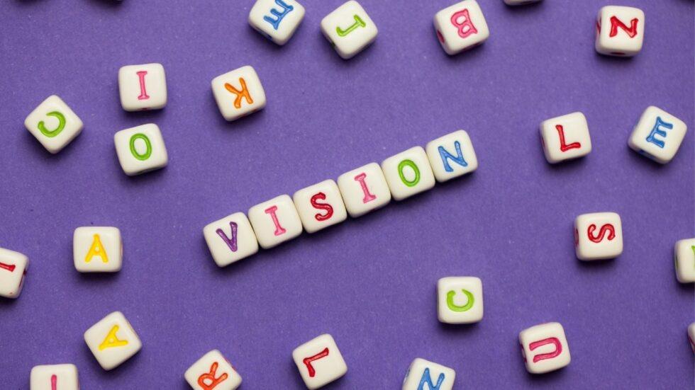 Richte dich auf deine Ziele und Wünsche aus - mit einem Vision Board